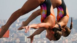 Tania Cagnotto e Francesca Dallapè, un tuffo da medaglia d'argento. La coppia seconda nel sincro