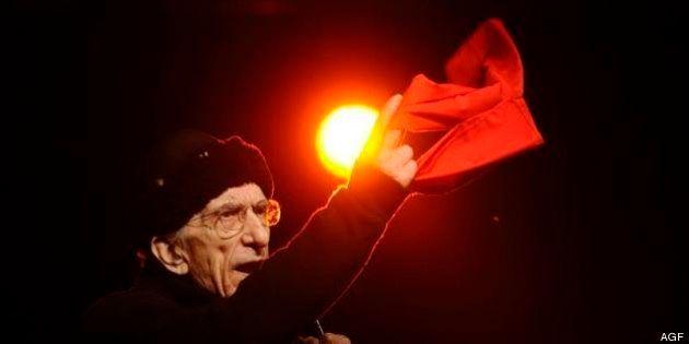 È morto don Andrea Gallo: il prete degli ultimi (FOTO