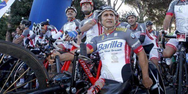 Alex Zanardi, disabili: