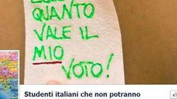 Gli studenti italiani in Erasmus: