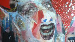 Nelle gallerie d'arte americane un quadro dedicato ai detenuti