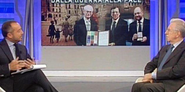 Mario Monti a Uno Mattina: