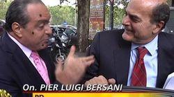Il finto Bruno Vespa a Bersani il 'rinnovatore':