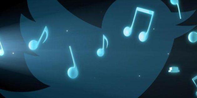 Twitter Music: la nuova app musicale del social network