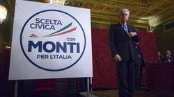 Mario Monti alle prese con la grana del sindaco di Forio