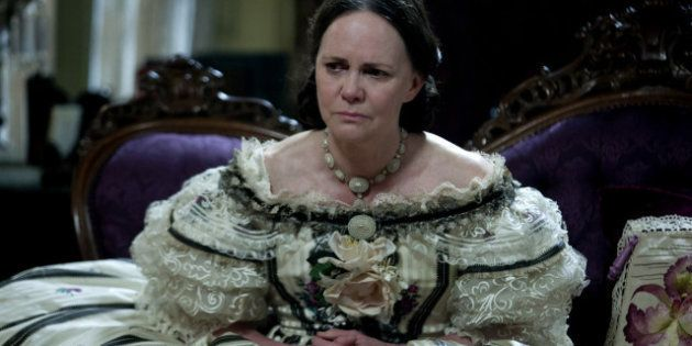 Sally Field: io, la moglie di Lincoln (FOTO