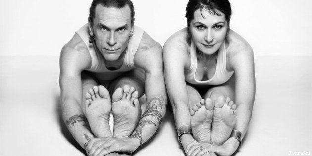 Jivamukti, lo yoga dei guerrieri di pace che ha conquistato le star, da Madonna a Uma Thurman (FOTO,