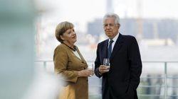 Appello di Angela Merkel agli italiani: