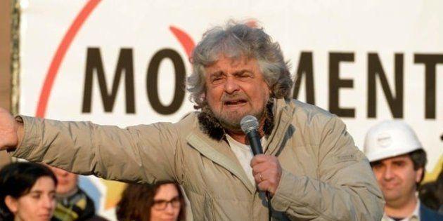 Risultati elezioni 2013: Beppe Grillo: