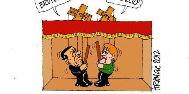Elezioni 2013, Fiamma-Msi candida il vignettista del giornale Alfio Krancic, sarà capolista nelle Marche...