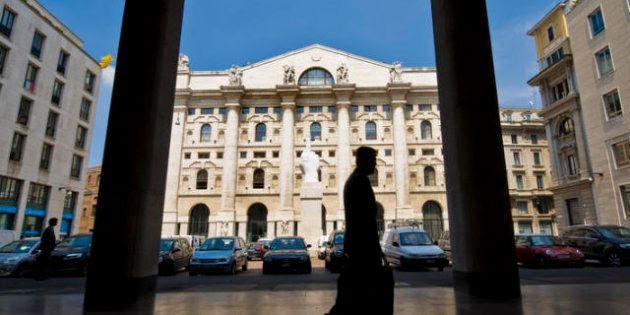 I mercati scioccati dall'esito del voto puntano al governissimo Pd-Pdl-Monti. L'ipotesi Bersani-Grillo...