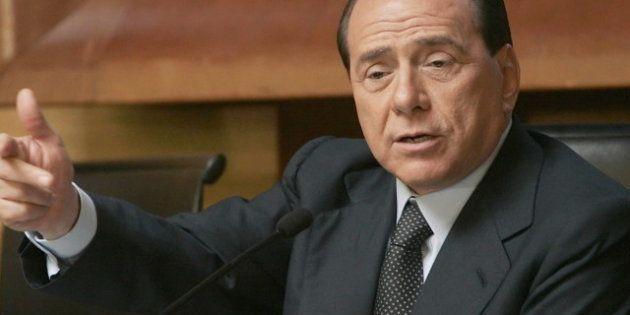 Crisi: l'appello di Berlusconi