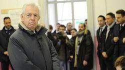 Monti il giorno dopo, tra le critiche per le alleanze e la richiesta a Napolitano di una grande