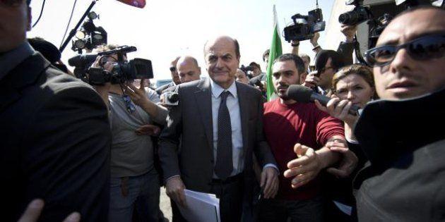 Pierluigi Bersani a Corviale torna a dire no ad uno scambio governo-Colle. Per il Presidente della Repubblica...