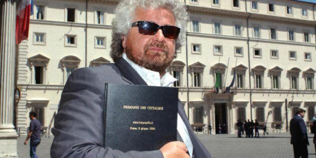 Quirinale, i nomi usciti dalle Quirinarie di Grillo rischiano di spaccare il Movimento. Prodi e Bonino...