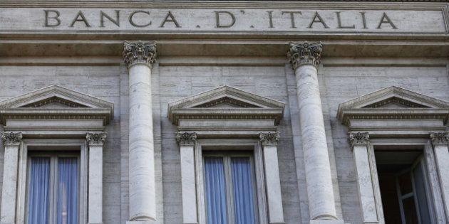 Banca d'Italia peggiora le stime, il Pil giù dell'1% nel 2013. Live crescita nel 2014. Ma i capitali...