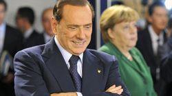 L'ira di Berlusconi di fronte alla Merkel e al