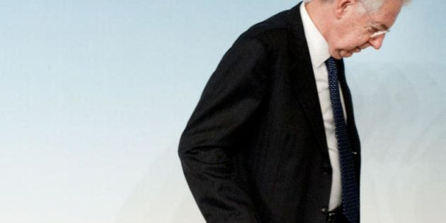 Mario Monti e i dubbi sul ruolo in Scelta Civica. Potrebbe ritirare il nome e lasciare ogni ruolo. Gelo...
