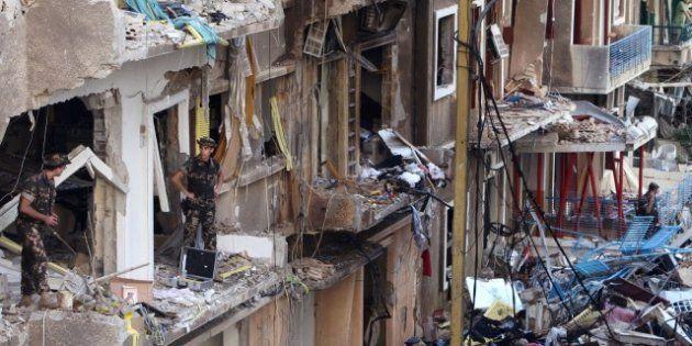Libano, esplosione nel centro di Beirut. Un'autobomba causa otto morti e decine di feriti (FOTO,