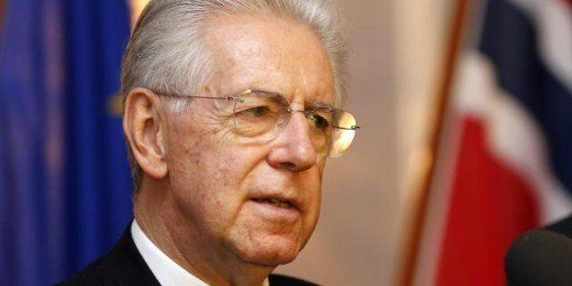 Monti risponde a Berlusconi: