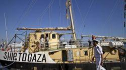 La Marina Israeliana blocca nave umanitaria diretta a Gaza. A bordo un italiano, rilasciato dopo 12 ore (VIDEO)
