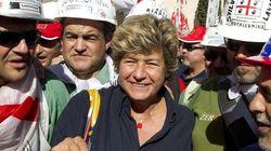 La Cgil a Roma. Landini sfida Camusso: basta annunci, sciopero generale ora