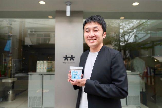HiOLIの代表取締役兼CEOの西尾修平さん