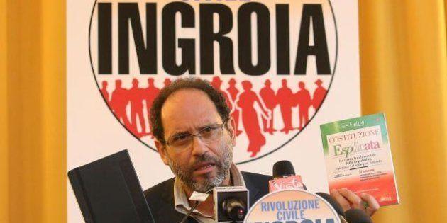 Elezioni 2013, Antonio Ingroia punta a essere l'ago della bilancia in Senato. E presenta i nomi in