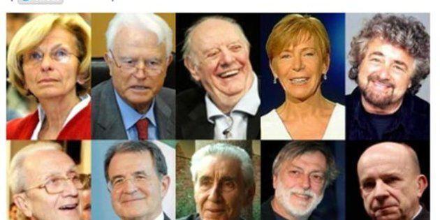 Quirinale: Beppe Grillo si ritira. Riccardo Nuti: