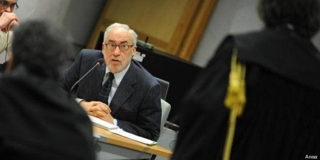 Ottaviano Del Turco condannato: 9 anni e 9 mesi per l'ex presidente della Regione