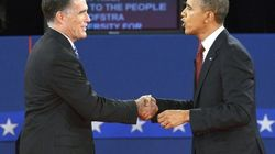 Elezioni americane: stasera l'ultimo dibattito. Nei sondaggi è parità tra Barack Obama e Mitt Romney (FOTO,