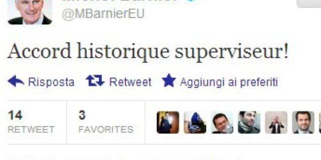 Ue, accordo sulla vigilanza bancaria nella notte al vertice Ecofin. Via libera alla supervisione unica...