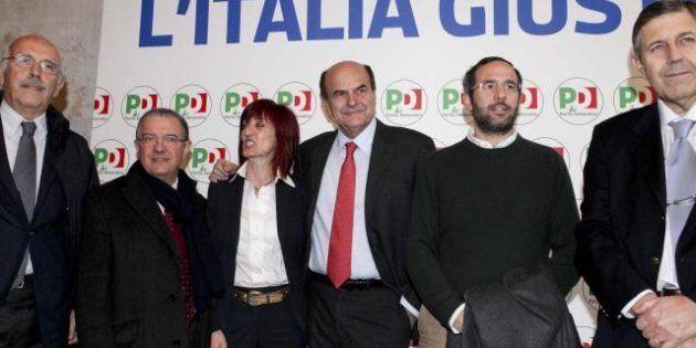 Pier Luigi Bersani attacca Beppe Grillo su Casa Pound. E rivendica l'appoggio a Mario Monti