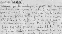La Curia chiede scusa per il professore che vuole far curare i