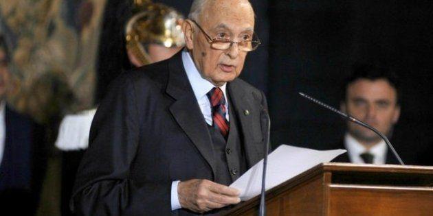 Germania: Giorgio Napolitano annulla l'incontro con il leader dell'Spd:
