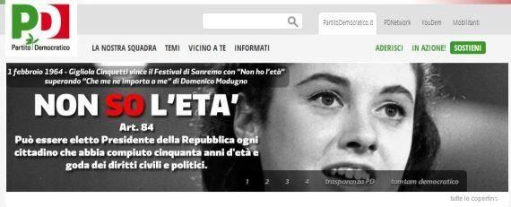 Roberta Lombardi ancora una gaffe: ''Il Presidente della Repubblica deve avere 50 anni? Dove sta scritto?''...
