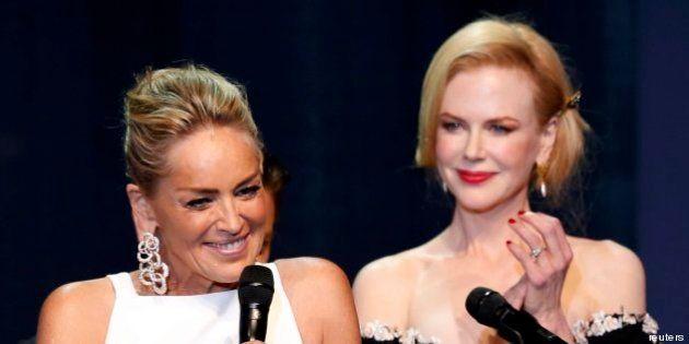 Festival di Cannes 2013, Sharon Stone e Amfar: raccolti 25milioni di dollari. E con Nicole Kidman in...
