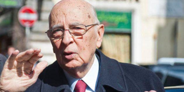 Elezioni 2013. Annullato l'incontro con il gaffeur Steinbrueck, così Napolitano difende la dignità nazionale...