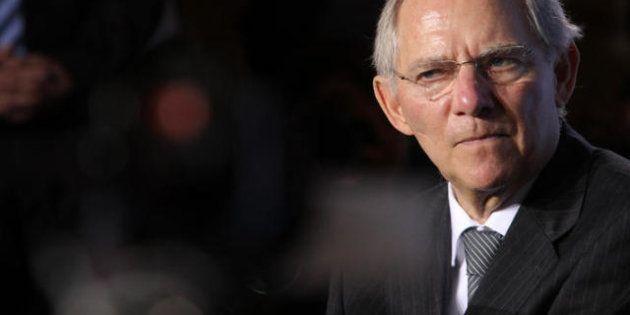 Elezioni 2013, l'allarme di Wolfgang Schaeuble: