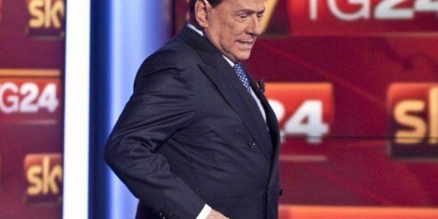 Elezioni 2013, Campania, Abruzzo, Liguria, Marche: le regioni in cui Silvio Berlusconi è sotto il ricatto...
