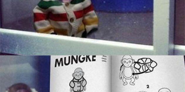 La scimmia col cappottino all'Ikea è virale: meme della rete e i video con la padrona su Youtube. Ed...
