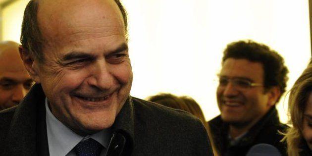 Elezioni 2013, Pier Luigi Bersani alla stampa estera: