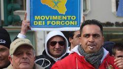 Il movimento dei forconi sceglie l'estrema destra, il presidente si candida con Forza