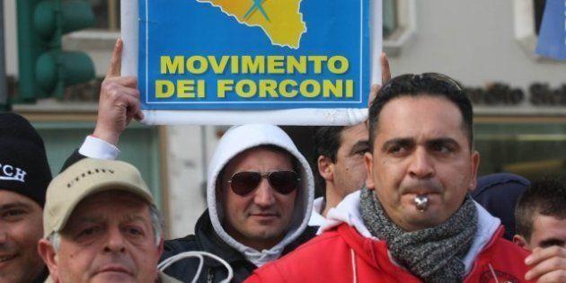 Elezioni 2013: Il movimento dei forconi sceglie l'estrema destra, il presidente Martino Morsello si candidata...