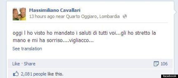 Bruno Arena dei Fichi d'India: il collega e amico Massimo Cavallari scrive su Facebook: