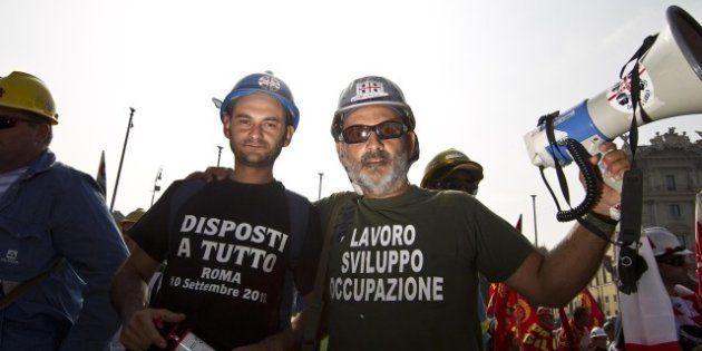 Elezioni 2013: con Antonio Ingroia si candida anche Antonello Pirotto, l'operaio che aveva fatto infuriare...