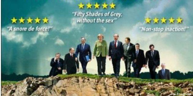Economist: i leader Ue come sonnambuli, Letta, Merkel e Draghi in marcia verso il