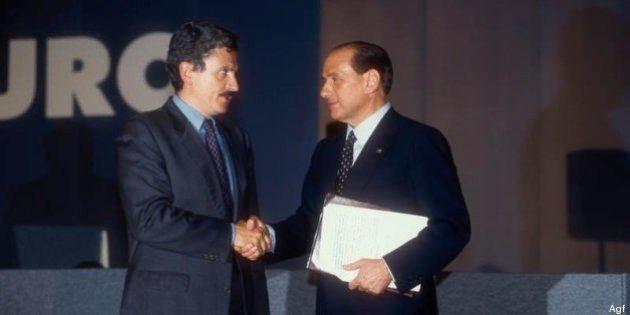 Quirinale 2013: pur di evitare Romano Prodi al quarto scrutinio Silvio Berlusconi pronto a votare Giuliano...