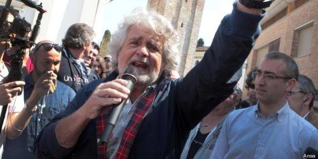 Beppe Grillo a Il Fatto Quotidiano: