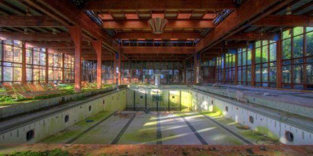 Luoghi abbandonati: 20 immagini di posti dimenticati